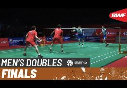 F | MD | KIM/LEE (KOR) vs. LI/LIU (CHN) [3] | BWF 2020
