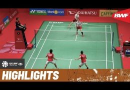 DAIHATSU Indonesia Masters 2020 | Finals WD Highlights | BWF 2020