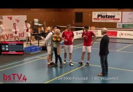 TSV Freystadt – Abschied aus der 1. Bundesliga 2020