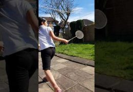 Corona Badminton uk