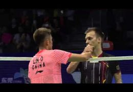 China vs Germany | QF – VIVO BWF Sudirman Cup 2015