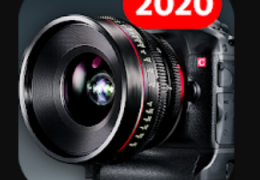 App HD Camera 2020 [Android] for Handy/Tablet [HD-Videoaufnahmen]