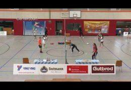 [Centercourt] Bayerischen Einzelmeisterschaft Einzel U13 und U17, Doppel U19 [YouTube] Tag2-2-1