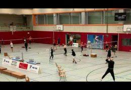 [Centercourt] Bayerischen Einzelmeisterschaft Einzel U15 und U19, Doppel U13 [YouTube] Tag1-2