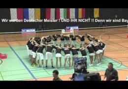 BBV Badminton-Kader – Bayern Song 2012