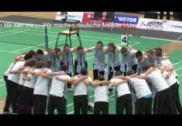 BBV Badminton-Kader – Bayern Song 2013