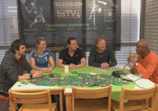 Badminton TV Talk – BAY EM Einzelmeisterschaften Aktive 2015