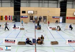 Aufzeichnung 1. Tag: 3. VICTOR U11/U13 Mittelfranken Master-Cup