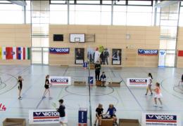 Aufzeichnung  2. Tag: 3. VICTOR U11/U13 Mittelfranken Master-Cup