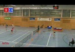 Aufzeichnung: Bayerische Einzelmeisterschaft Aktive 2017