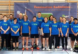 "[SV Lohhof] ""badminton for beginner"" Februar 2018"