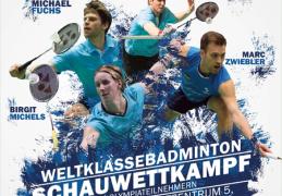 Badminton-Schauwettkampf 2016 – TV Marktheidenfeld