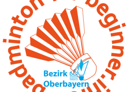 "BEZIRK OBERBAYERN Aktion ""badminton for beginner"""