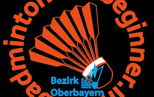 "BEZIRK OBERBAYERN Aktion ""badminton for beginner"""
