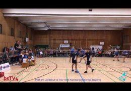 [Court 01] Post SV Landshut vs TSV 1846 Nürnberg [Oberliga Bayern]