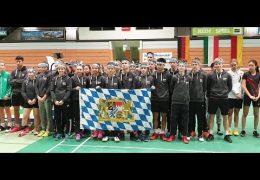 MIA SAN MIA – Bayern Song – BBV Badminton-Kader – 2019