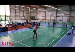 [LIVE recording: Badminton] Centercourt – FIR RWC 2019 Nov