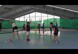 """[""""La Vita""""] """"badminton for beginner"""" März 2018"""