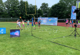 ReLive: AirBadminton Promotion (Kids) Samstag 24.07.2021 ab 14:00