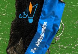 BBV – AirBadminton Produkte, Beschreibungen und Bestellformular