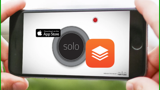 App LIVE:AIR Solo [iOS] unser Favorit für Livestream
