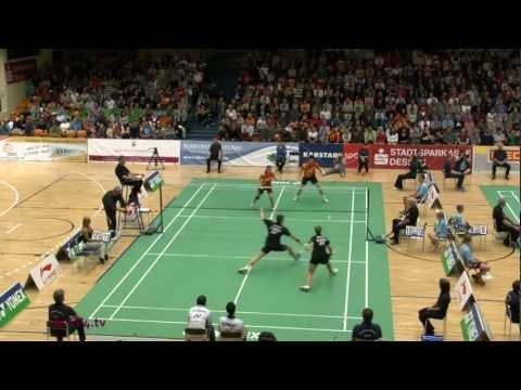 LSP Trailer Wettkämpfe DEU-CHINA 2012