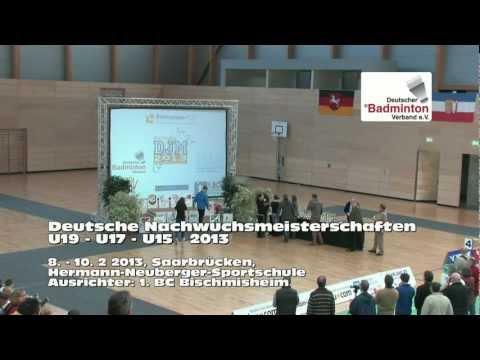 Bayern – DEM U19-U17-U15 2013 – Erfolge