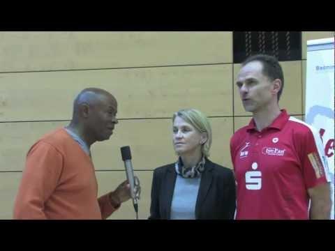 Interview mit Rena Eckart & Manfred Ernst (Management PTSV Rosenheim) – Saison-Ende 2012/2013