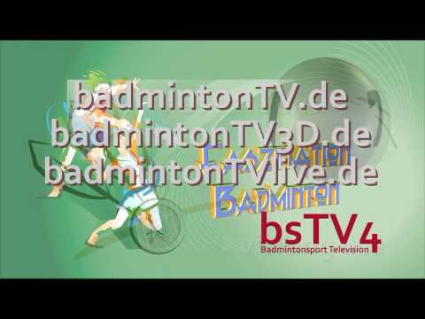 Hallo Badminton-Welt!