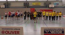 Trailer Badminton Aufstiegsspiele Bayernliga Nord 2013