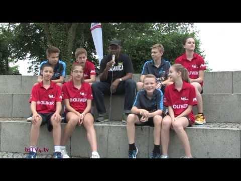"""IV mit """"Badminton Juniors"""" PTSV Rosenheim – Juni 2013"""