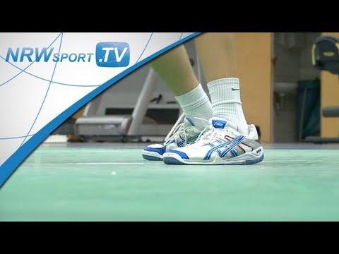 Badminton – Die Lauftechniken
