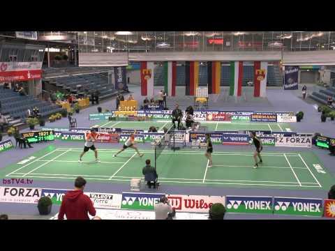 Mixed Doppel – Deutsche Meisterschaften 2014 (O19)
