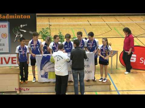 Bayerische MM U15-U19 2014