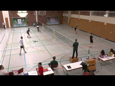Trailer Sonntag  – 2. BBV RLT U11-U19 2014