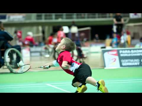 Badminton – a Paralympic Sport