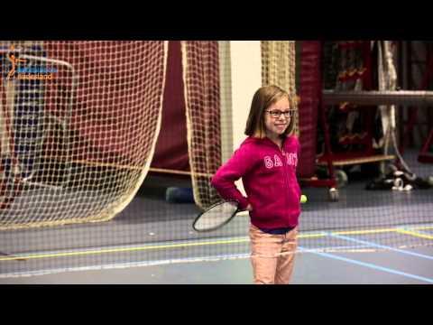 Badminton promo Nederland