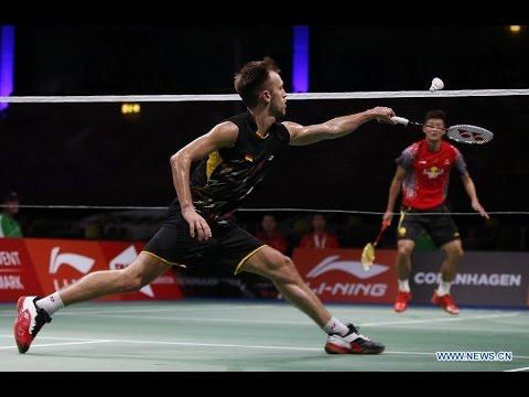 R16 – Marc Zwiebler vs Chen Long – 2014 China Super Series Premier
