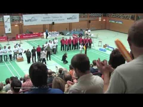 LSP – Deutschland – England 09.10.2008 Mixed Doppel