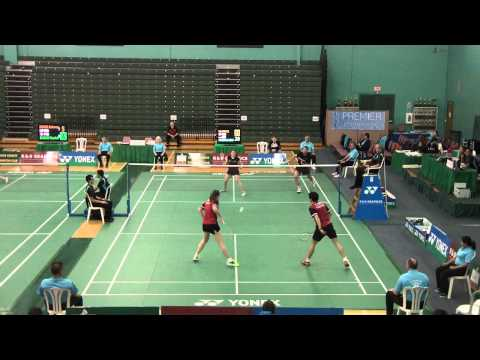 Kaesbauer/Herttrich [GER] vs Ng/Bruce [CAN] – 2014 USA Grand Prix