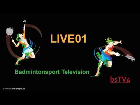 Aufzeichnung LIVE01 – DM 2015 (U19-U17-U15)