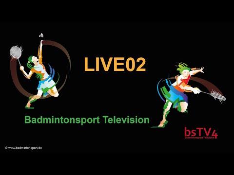 Aufzeichnung LIVE02 – DM 2015 (U19-U17-U15)