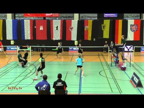 Endspiele U15 Deutsche Meisterschaften 2015