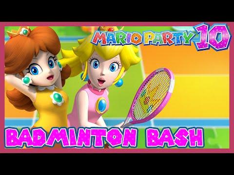 Mario Party 10 – Badminton Bash