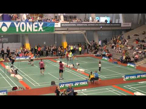 FINALE Doppel – Int. Bodensee-Jugend-Turnier 2015