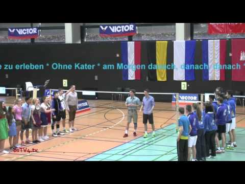 MIA SAN MIA – Bayern Song – BBV Badminton-Kader – 2015