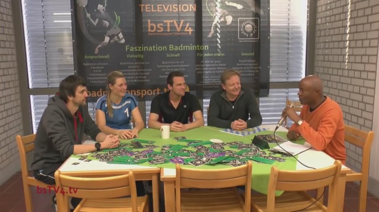 Badminton TV Talk – BAY EM Einzelmeisterschaften Aktive 2015
