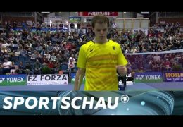 Badminton-DM: Roth holt den Titel | Sportschau