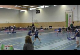 Final DEM U19 GD Hess/Li vs Voigt/Petrikowski – 2017