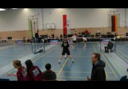 Final DEM U19 HD Graalmann/Völker vs Hess/Voigt – 2017